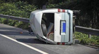 Νεκρός οδηγός στην Περιφερειακή οδό του Αιγάλεω