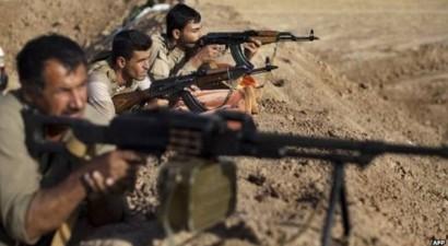 20 Κούρδοι μαχητές νεκροί σε μάχες με τους τζιχαντιστές στο Ιράκ
