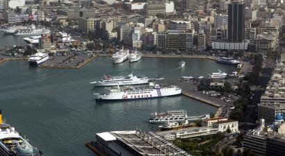 """Η Cosco """"δένει"""" και τη SONY στο λιμάνι του Πειραιά"""