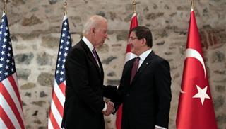 Τριήμερη επίσκεψη Μπάιντεν στην Τουρκία