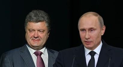 Τα είπαν τηλεφωνικά Πούτιν -Ποροσένκο για την Ανατολική Ουκρανία