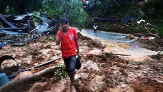 Σρι Λάνκα: 38 οι νεκροί και αγνοούμενοι από την κατολίσθηση