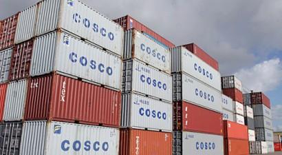 Καταρρίπτει όλα τα ρεκόρ η Cosco στο λιμάνι του Πειραιά
