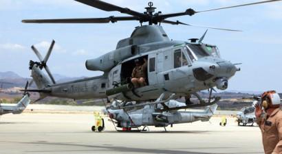 Κατέπεσε ελικόπτερο των ΗΠΑ, νεκροί δύο πεζοναύτες