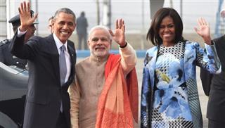 Στο Νέο Δελχί ο Ομπάμα