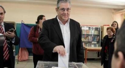 """""""Ψήφος με το βλέμμα στην επόμενη μέρα"""""""