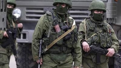 Επτά νεκροί στρατιώτες στην Ουκρανία