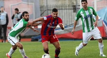 Μεγάλη νίκη του Πανιωνίου, 2-1 τον Πανθρακικό!