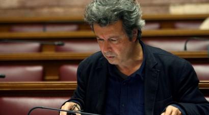 """""""Αντίο"""" στη πολιτική λέει ο Τατσόπουλος"""