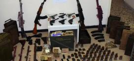 Αρεόπολη: 63χρονος είχε μετατρέψει μαντρί σε μίνι… οπλοστάσιο