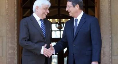 «Ο κυπριακός λαός έχει ανάγκη τη διαχρονική στήριξη της Ελλάδας»