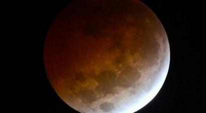 Ολική έκλειψη Σελήνης το ερχόμενο Σάββατο