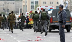 Έκρηξη παγιδευμένου αυτοκινήτου στην Ιερουσαλήμ