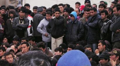 Τριπλασιάστηκαν οι παράνομοι μετανάστες στην Ευρώπη το 2014