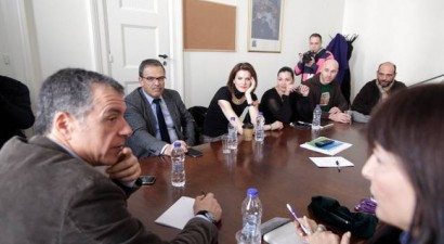 Νέα συνάντηση με Τσίπρα ζήτησε ο Σταύρος Θεοδωράκης