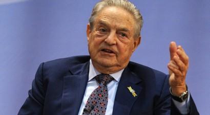 Έτοιμος να επενδύσει στην Ουκρανία ο Τζορτζ Σόρος