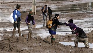 17 οι νεκροί από τις πλημμύρες στη Χιλή