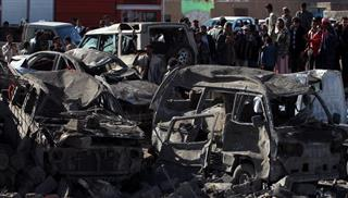 Δεκάδες άμαχοι νεκροί στην Υεμένη