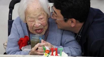 Μισάο Οκάουα: Πέθανε η γηραιότερη γυναίκα στον κόσμο