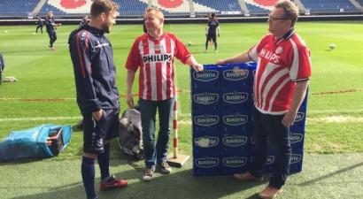 PSV Αϊντχόβεν: 20 κασόνια μπύρες για τον τίτλο!