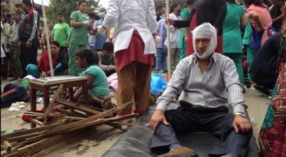 Ανθρωπιστική βοήθεια στο Νεπάλ στέλνει η Ελλάδα
