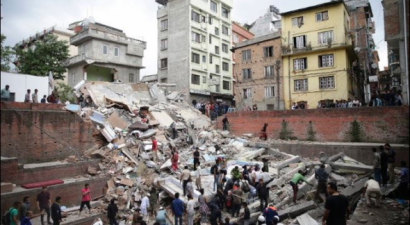 Νέος σεισμός 6,7 Ρίχτερ στο Νεπάλ