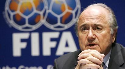 Η Ιρλανδία ψηφίζει κατά του Μπλάτερ στη FIFA