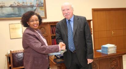 Ιδρυτικό μέλος του Ελληνο-Κενυάτικου Επιμελητηρίου κατέστη ο ΟΛΠ