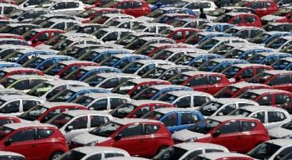 Αυξημένες πωλήσεις αυτοκινήτων το πρώτο τετράμηνο του 2015