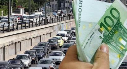 Ανατροπές στα τέλη κυκλοφορίας με τη νέα φορολόγηση των ΙΧ
