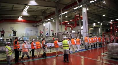 COCA-COLA 3Ε: Ημέρα κοινού στο εργοστάσιο Αιγίου