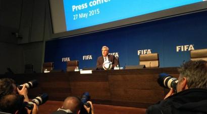 FIFA: «Δεν αναβάλλονται το συνέδριο και οι εκλογές»