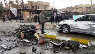 Δέκα νεκροί από βομβιστικές επιθέσεις σε δύο ξενοδοχεία στη Βαγδάτη
