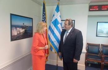 """H Αθήνα θεωρεί σύμμαχο τη Ρωσία"""