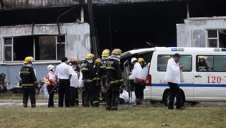 Κίνα: 38 νεκροί από πυρκαγιά σε οίκο ευγηρίας