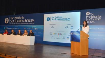 Άνοιξε τις πύλες του το 3ο Posidonia Sea Tourism Forum (pics)