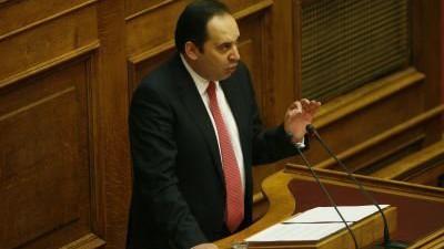 ΠΛΑΚΙΩΤΑΚΗΣ: «Συντεταγμένα η ΝΔ στην ψηφοφορία για την συμφωνία»