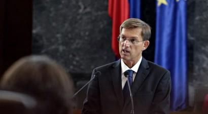 Επίσκεψη του Σλοβένου πρωθυπουργού στο Βατικανό στις 29 Μαϊου