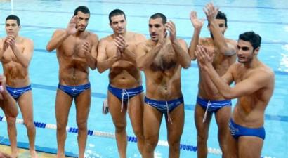 Ομαδάρα η Εθνική Ανδρών πόλο!