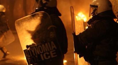 Τέσσερις συλλήψεις για επεισόδια στα Εξάρχεια