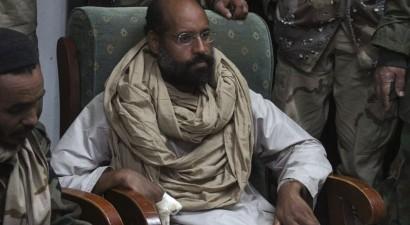 Θανατική ποινή για τον γιο του Καντάφι