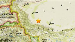 Ισχυρός σεισμός 6,4R στη Κίνα- Τρεις νεκροί