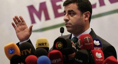 Για υποκίνηση βίας κατηγορεί η Άγκυρα τον ηγέτη της κουρδικής αντιπολίτευσης