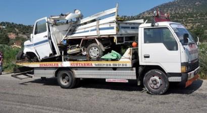 Πολύνεκρο τροχαίο δυστύχημα στη Τουρκία