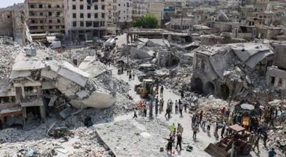 Συρία: Τουλάχιστον 12 νεκροί από πτώση στρατιωτικού αεροσκάφους