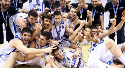 H πολιτική ηγεσία συγχαίρει τα «χρυσά» αγόρια του μπάσκετ