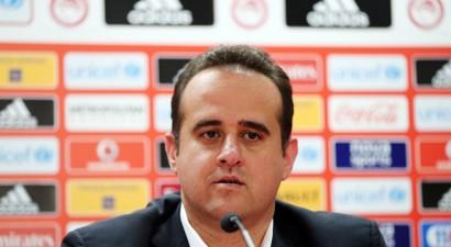 Βρέντζος: «Αν δεν γίνουν αλλαγές, ο Ολυμπιακός δεν θέλει οι αγώνες του να είναι στο στοίχημα»
