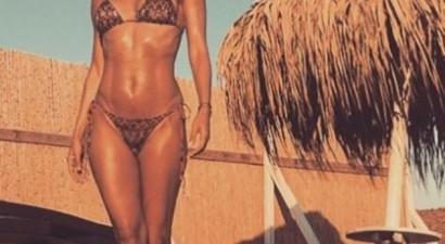 Η 41 ετών Ελληνίδα θεά ξαναχτυπά στο Instagram (φωτο)