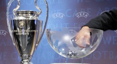 Ομίλους «φωτιά» ανέδειξε η κλήρωση του Champions League