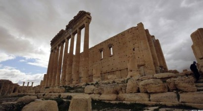 Βεβήλωσε και άλλο ναό στην Παλμύρα το Ισλαμικό Κράτος